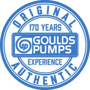 Goulds Pumps 170 year logo