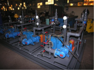 Hayes Pump Packaged System