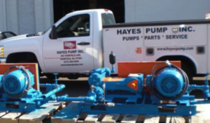 pump service truck