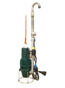 Zoeller-6932-Low-Pressure-sewer-system-pump