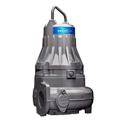 Flygt | Industrial Pumps-Mixers | Hayes Pump, Inc