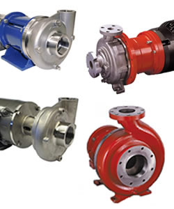 Liquiflo Centrifugal Pumps