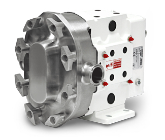 Wrightflow Circumferential Piston Pump